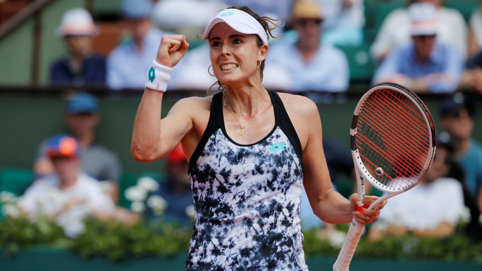 Alize Cornet,Sara Errani,French Open