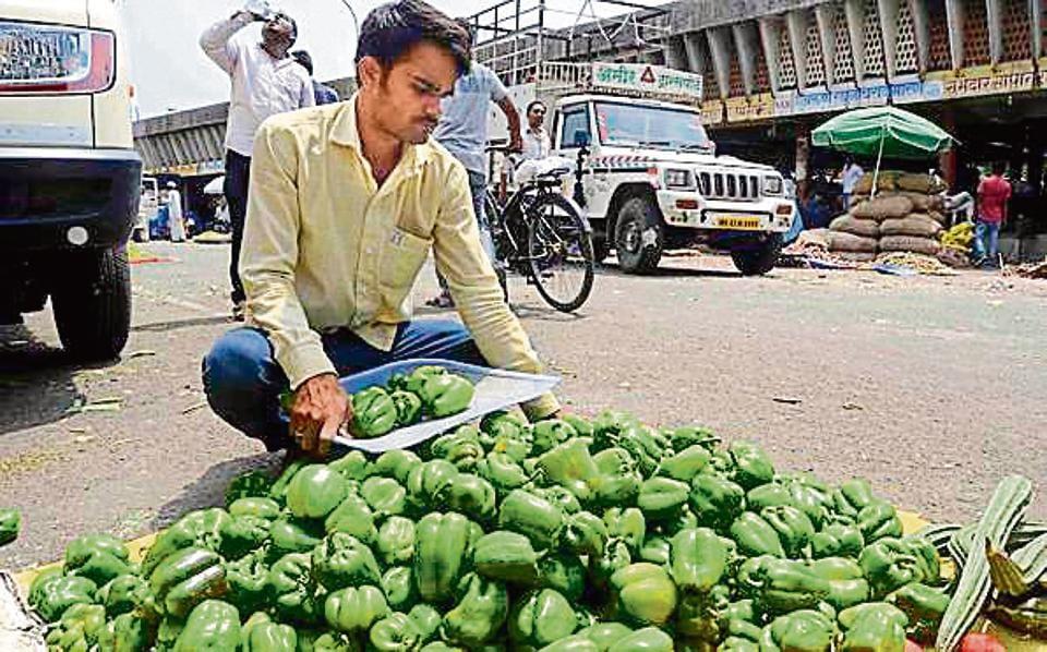Pune,vegetable supply