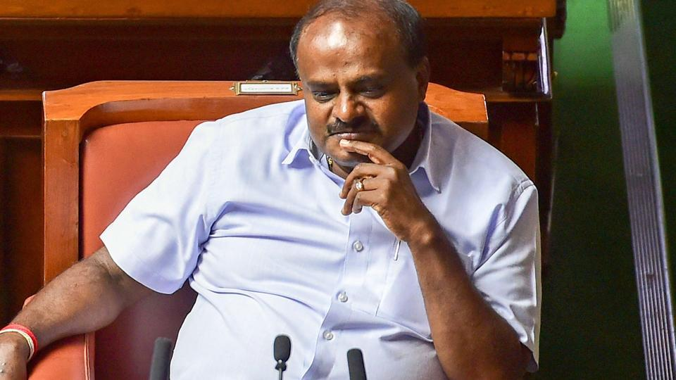 """Karnataka Chief Minister HD Kumaraswamy  had onSaturday admitted there were some """"issues"""" over the allocation of portfolios with coalition partner Congress."""