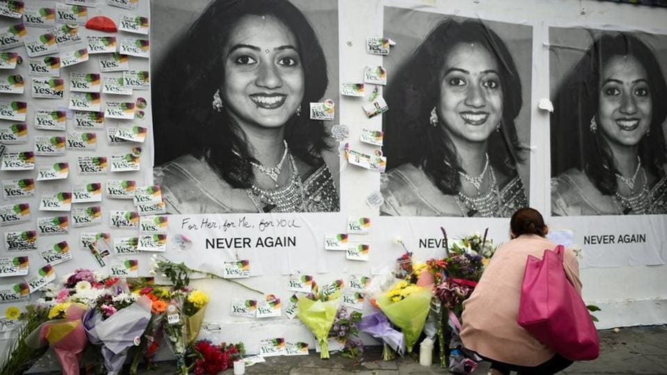 Savita Halappanavar,abortion law,Ireland