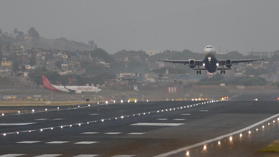 Sri Lankan Airways,crosswinds,Cochin airport
