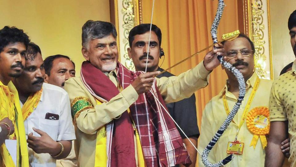 Inaugurating the TDP's annual conclave in Vijayawada, Andhra Pradesh CM Chandraabu Naidu said the party played a key role in forming governments in the past and has the power to change the political narrative in the country.