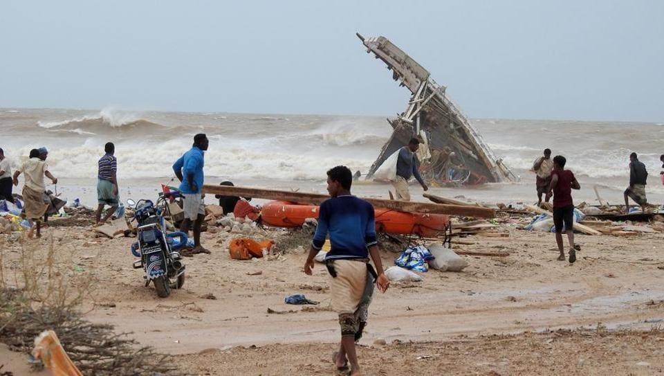 Cyclone Mekunu,Indians killed,Oman