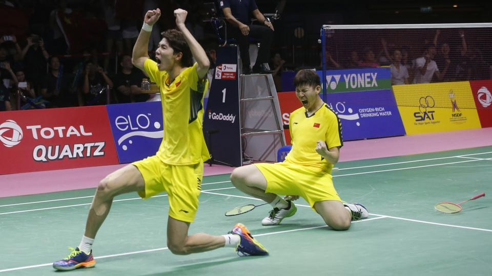 China badminton team,Thomas Cup,Badminton