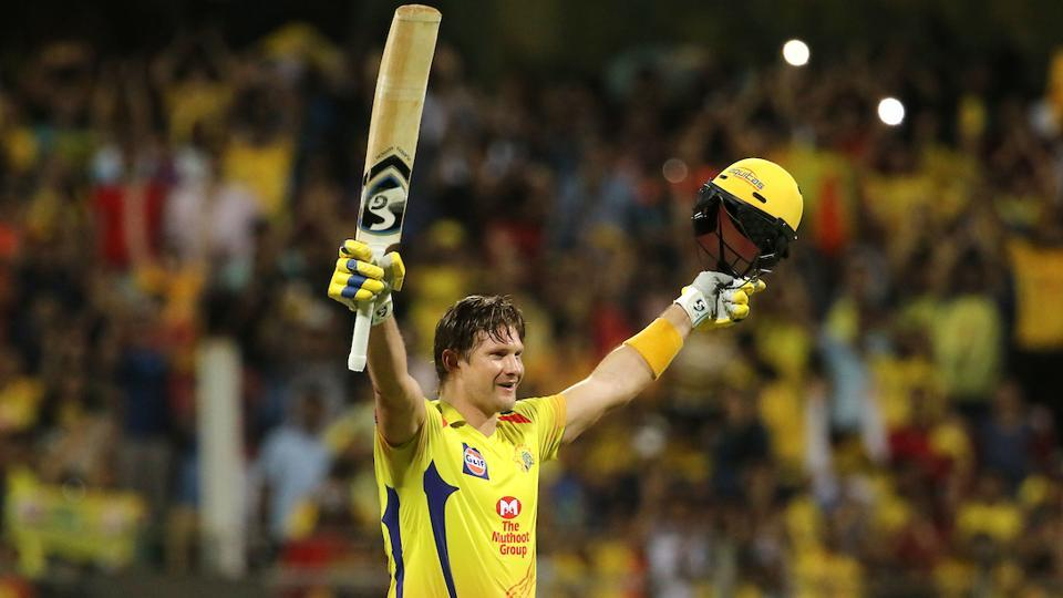 Follow full scorecard of Chennai Super Kings vs Sunrisers Hyderabad, IPL 2018 final here. Shane Watson in action for CSK against SRH in the Indian Premier League (IPL) 2018 summit clash on Sunday.