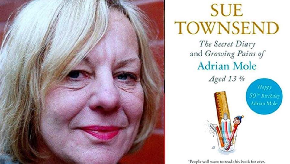 Sue Townsend,Sue Townsend author,British author