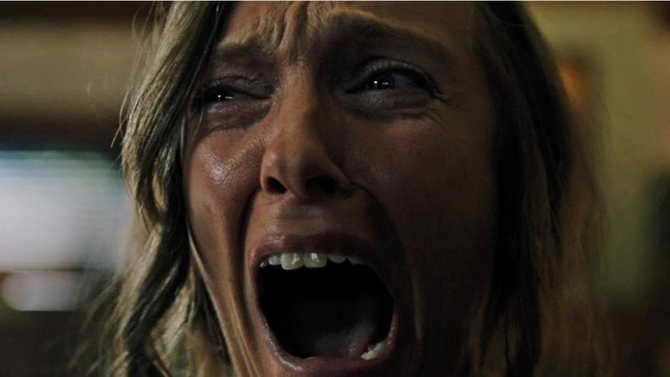 Toni Collette stars in Hereditary.