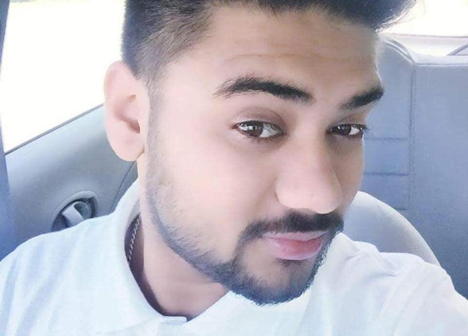 Bullet-ridden body,budding Punjabi singer,Navjot Singh