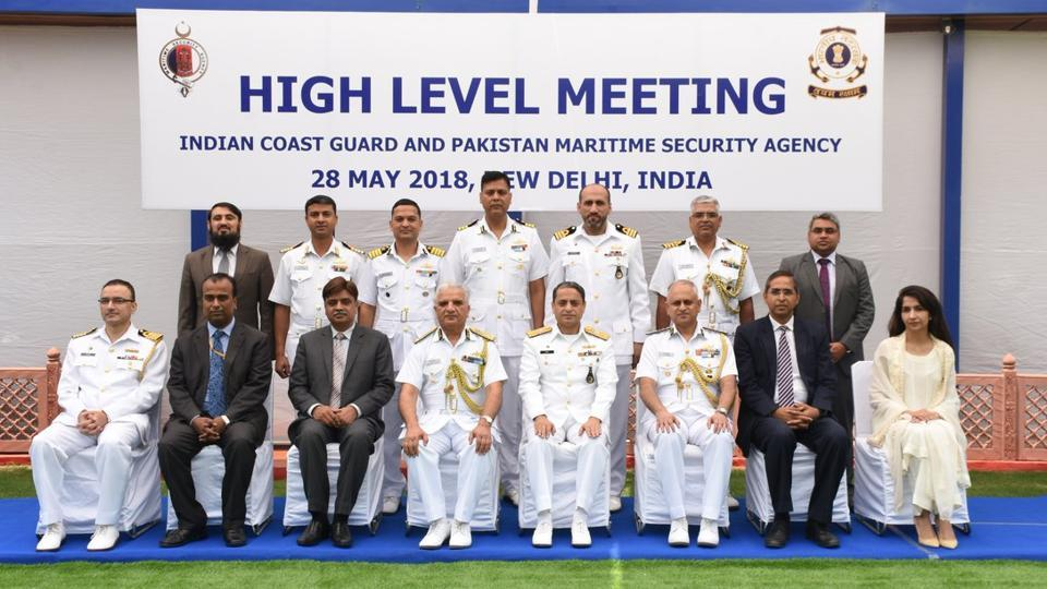 India,Pakistan,Coast Guard of India
