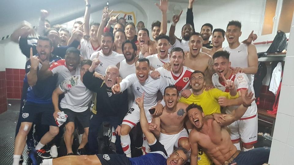 Rayo Vallecano,La Liga,Lugo