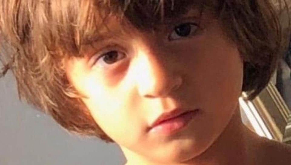 AbRam, born in 2013, often accompanies his dad Shah Rukh Khan to many IPL matches.