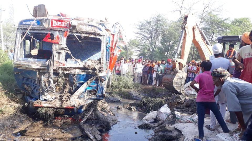 accident,amritsar,tarn taran