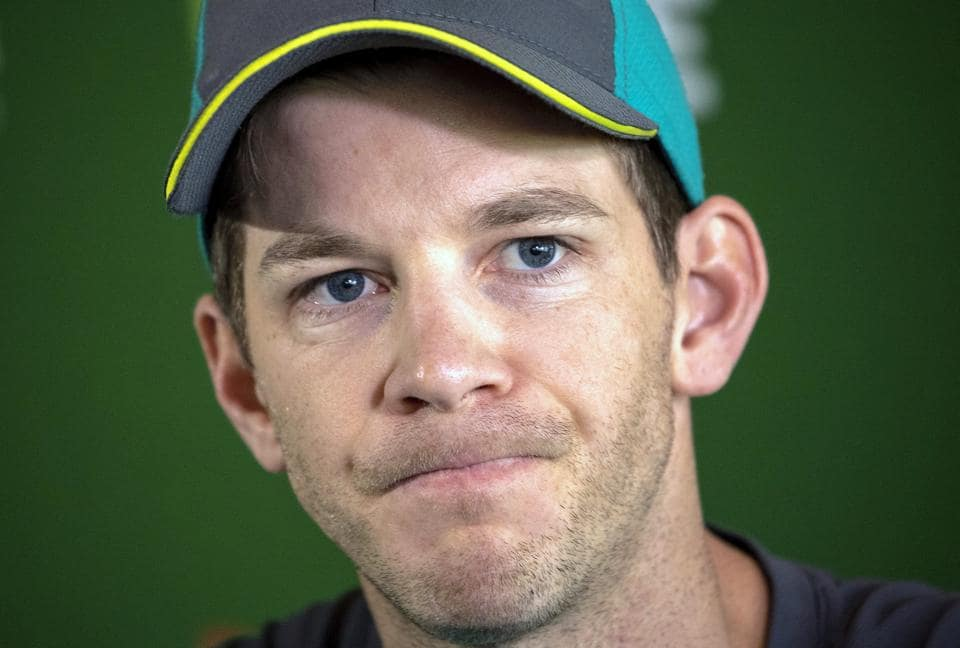Tim Paine was appointed Australia captain in the aftermath of ball tampering row in South Africa.