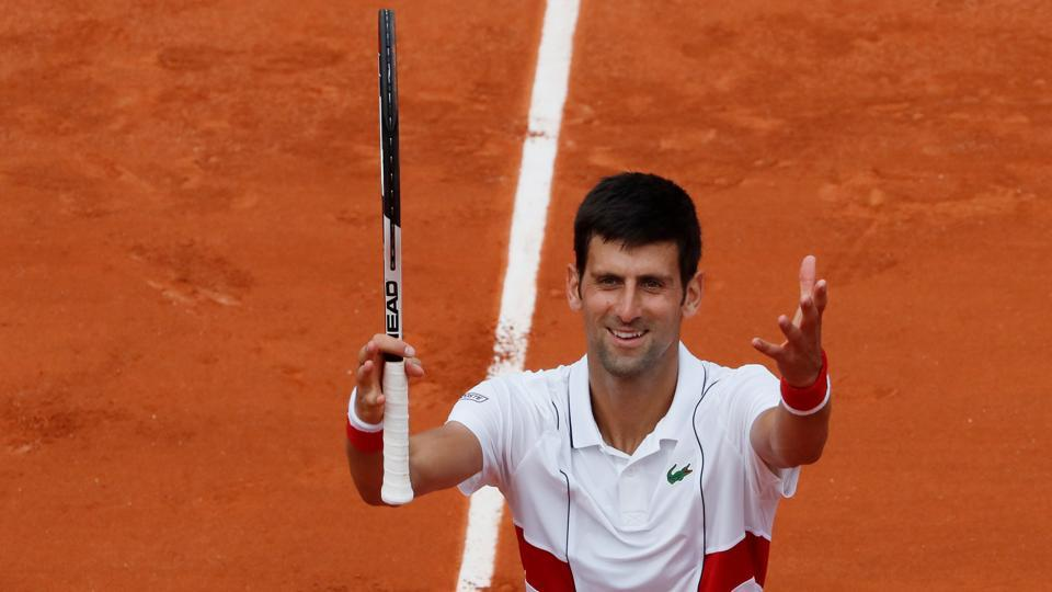 Novak Djokovic,Rogerio Dutra Silva,French Open