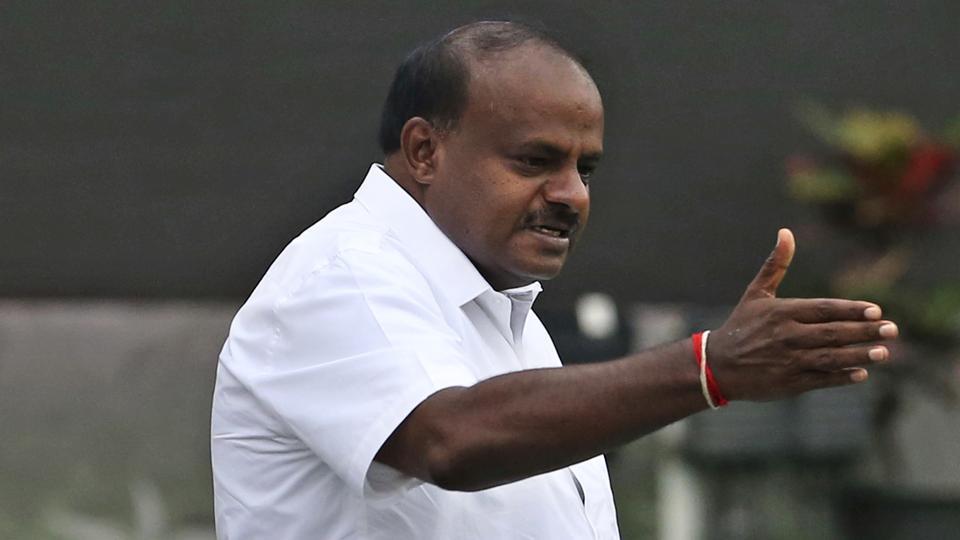 HD Kumaraswamy,Karnataka,Farm loan waiver