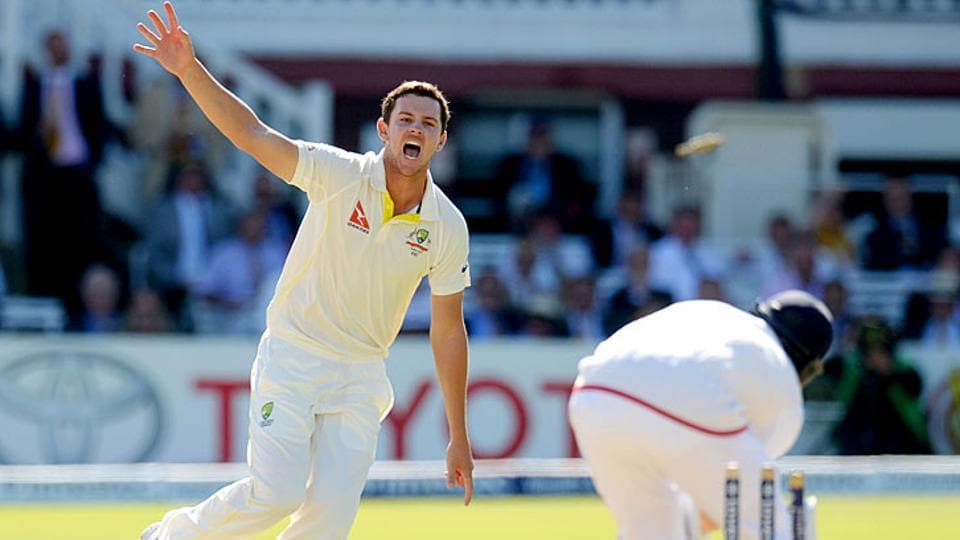 Australian cricket team,Josh Hazlewood,England cricket team