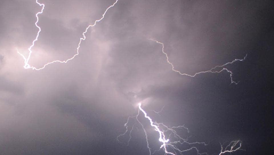 Lightning deaths,Lightning,Jharkhand