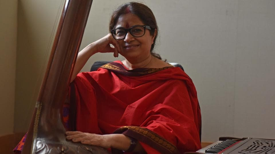 Singer Rekha Bhardwaj was born and brought up in Delhi.