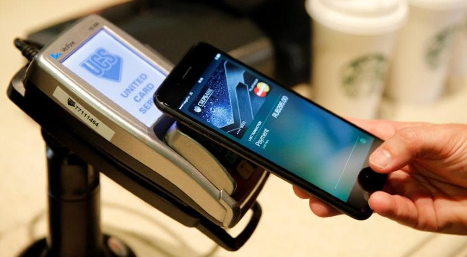 Apple introduced NFC on iPhones with the iPhone 6.