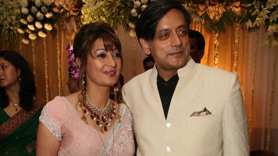 Tharoor charged under Sections 498 A & 306 of Indian Penal Code