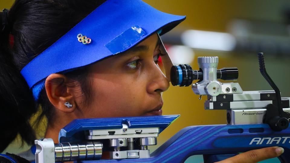 Indian shooting,Shooting,ISSF World Cup