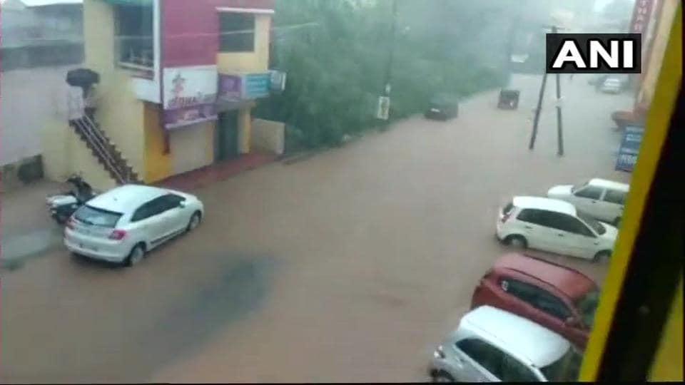 Karnataka,Rains,Dakshina Kannada
