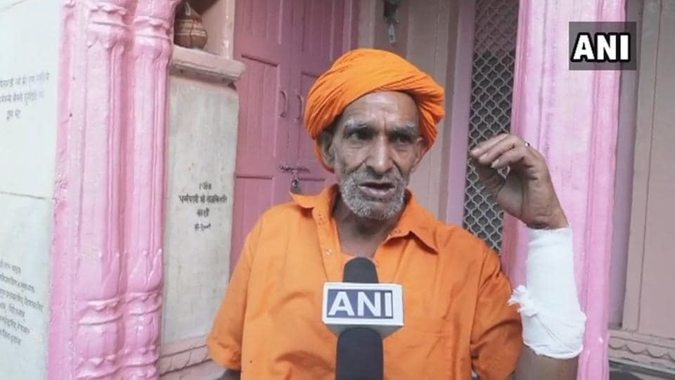Rajasthan temple priest,Rajasthan,President Ram Nath Kovind