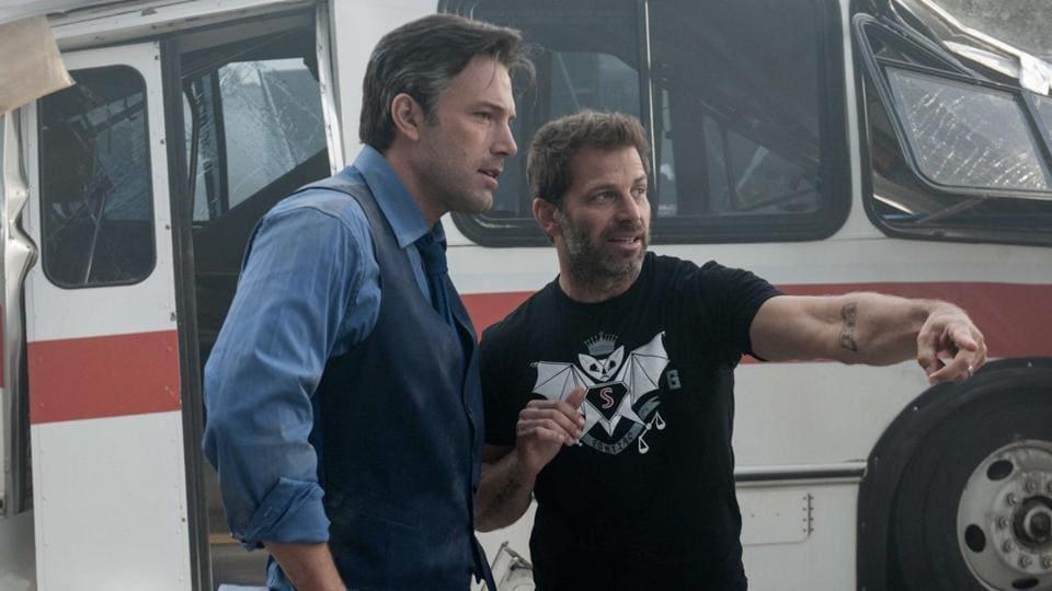 Zack Snyder,Justice League,Warner Bros