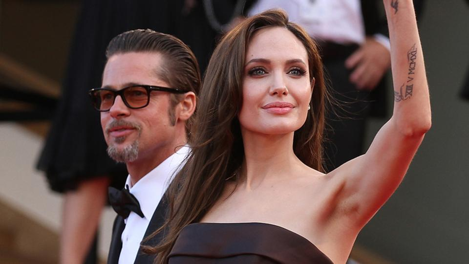 Image result for Brad Pitt,Divorce,Angelina Jolie