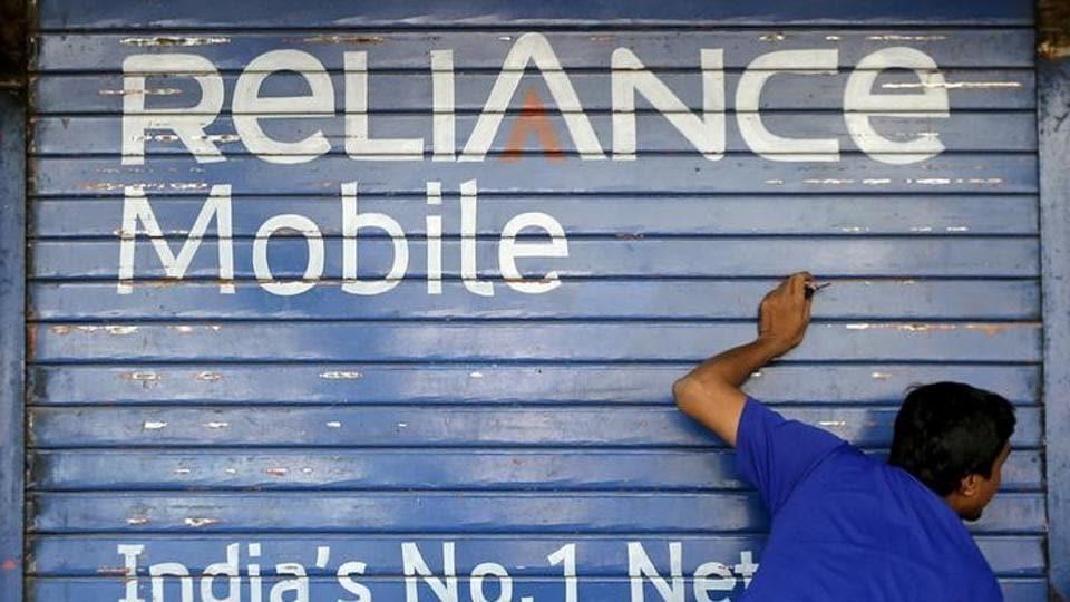 RCom,Reliance Communications,Reliance Infratel