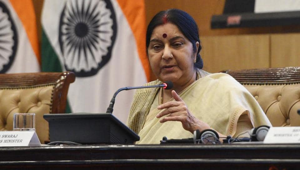 External affairs minister Sushma Swaraj had said that no Prime Minister before Narendra Modi had tried to reach out to the Indian diaspora on such a large scale.