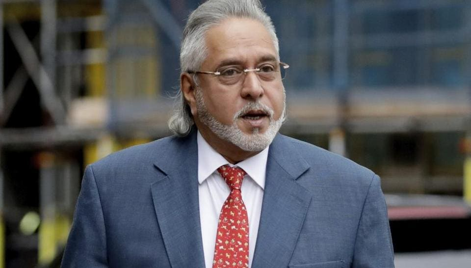 Vijay Mallya arrives for a hearing for his extradition case at Westminster Magistrates Court in London. Mallya flew to the UK from India in March 2016 as lenders to his defunct Kingfisher Airlines closed in on him to recover around Rs 9,000 crore of loans.