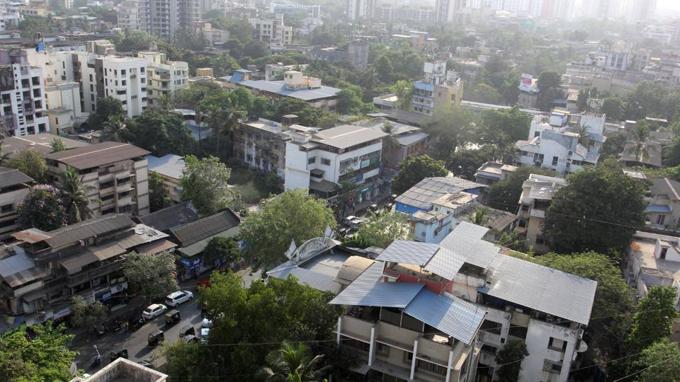 Thane project affected residents want to be relocated back to their old area