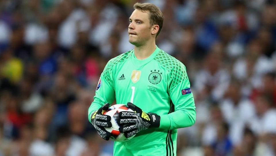 2018 FIFA World Cup,Manuel Neuer,Hugo Lloirs