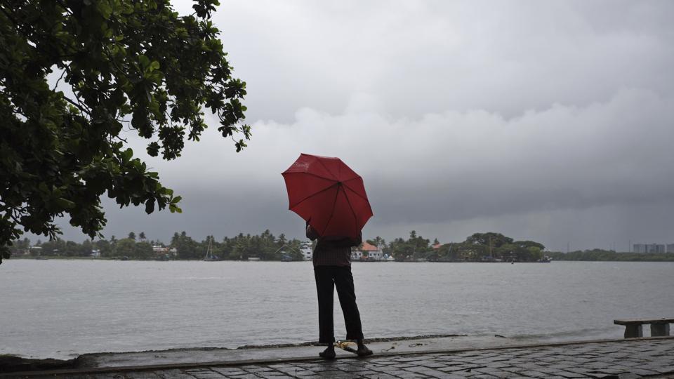 Monsoon,Kerala,Monsoon reaches Kerala