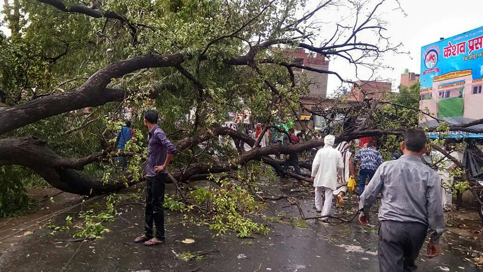 storm,Uttarakhand,children killed