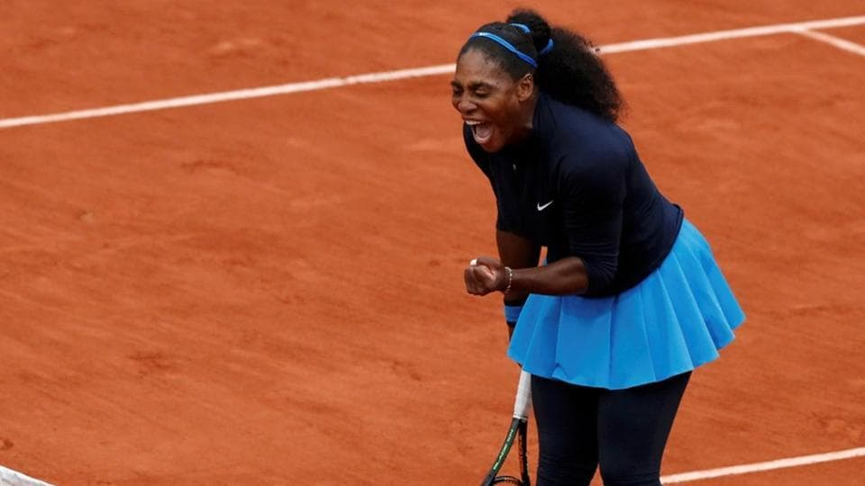 Serena Williams,French Open,tennis