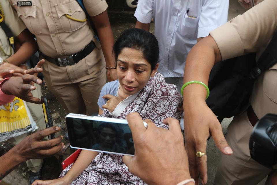 Indrani Mukerjea,Benzodiazepine,Sheena Bora murder