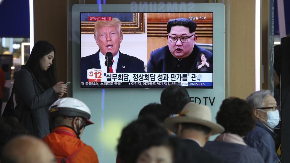 North Korea,Donald Trump,Kim jong un