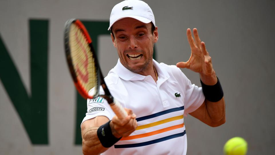 Roberto Bautista Agut,French Open,French Open tennis