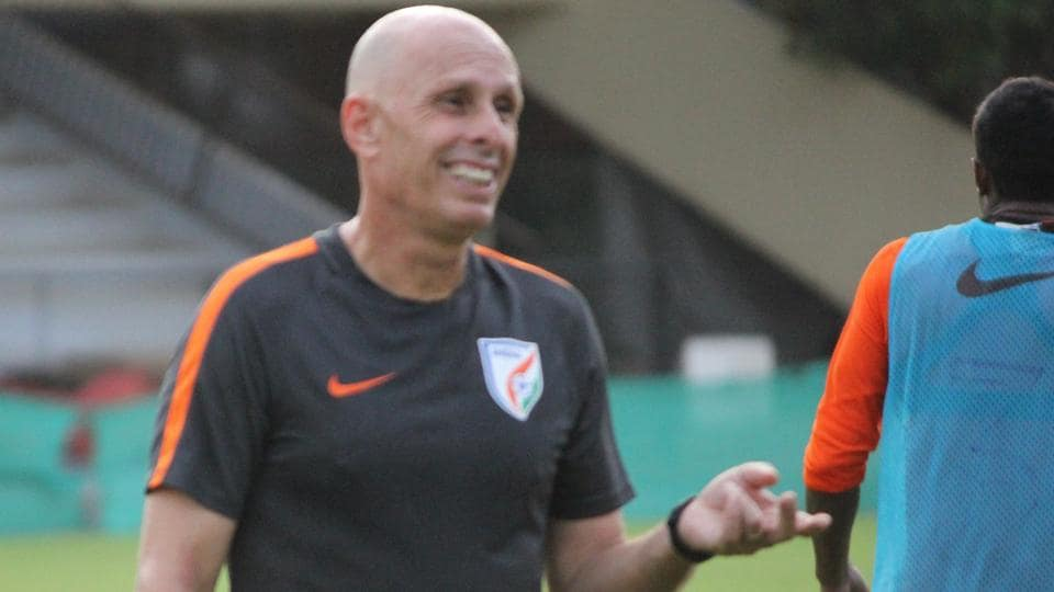 The Indian football team are placed alongside Bahrain and UAEin the Asian Cup group stages.