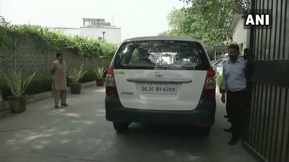 Delhi minister,Satyendar Jain,CBI