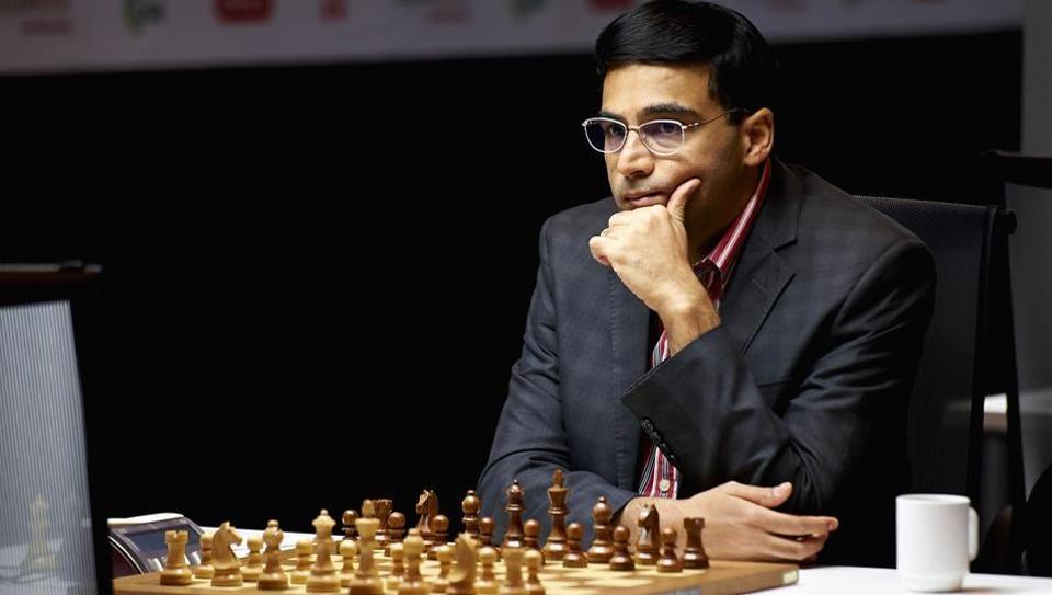 Viswanathan Anand,Hikaru Nakamura,Altibox Norway Chess