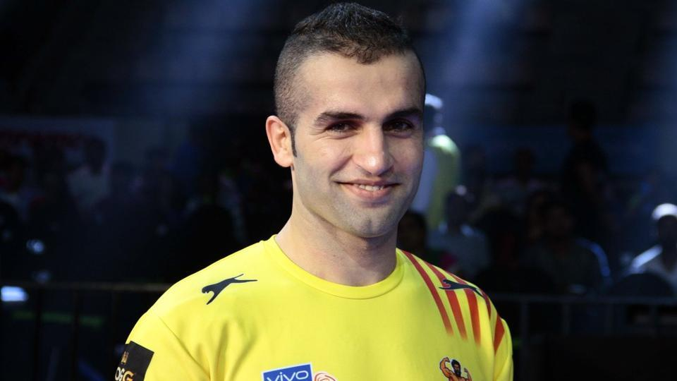 Fazel Atrachali was bought for Rs 1 crore by U Mumba in the Pro Kabaddi League auctions on Wednesday.