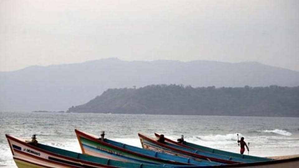 The Goa Police on Wednesday arrested 11 tourists, who had come to the coastal state from Pune in neighbouring Maharashtra, for allegedly assaulting and molesting two minor siblings at a beach .
