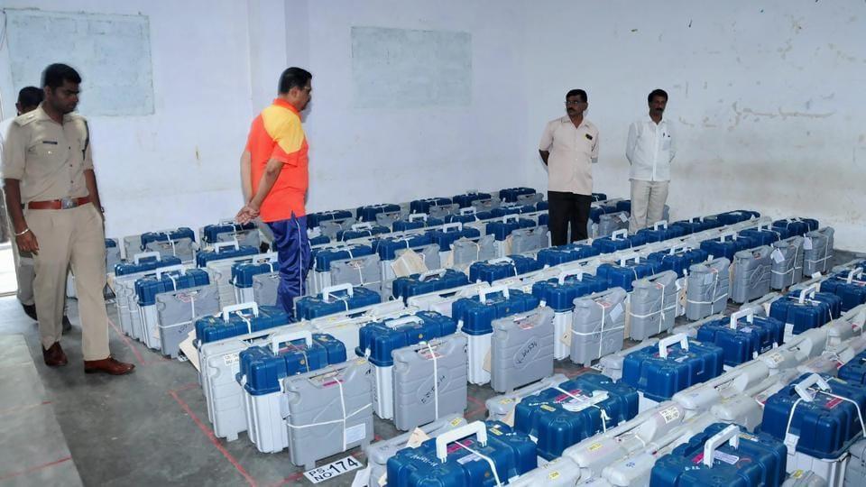 Gujarat police,Election Commission,EVM
