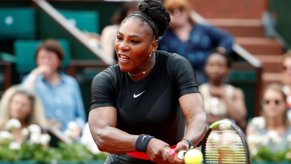 Serena Williams,French Open,Kristyna Pliskova