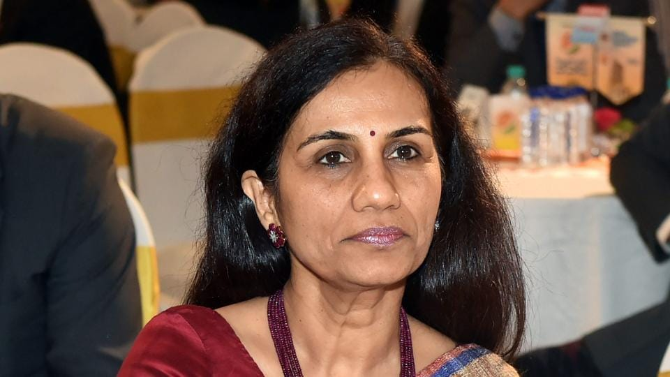 ICICI Bank MD & CEO Chanda Kochhar during the India Economic Summit 2018 at Bombay Stock Exchange in Mumbai.