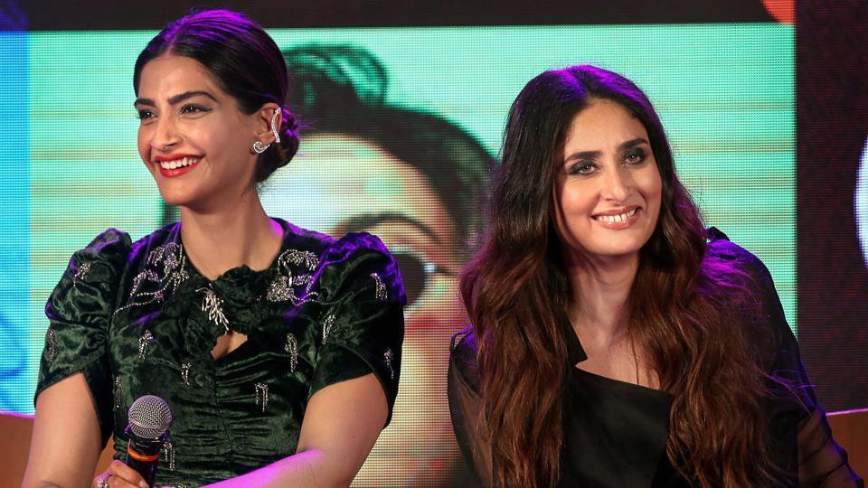 Kareena Kapoor Khan,Sonam Kapoor,Veere Di Wedding