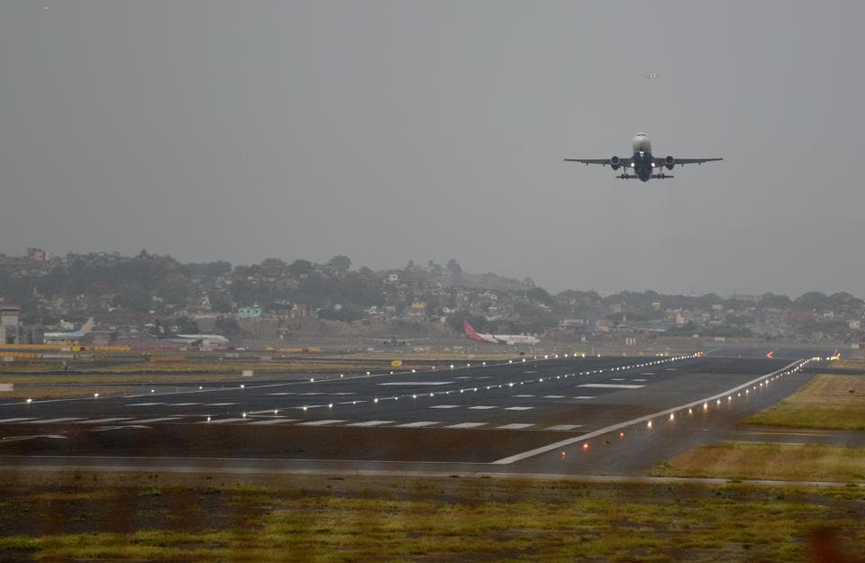 Mumbai Airports Landing System Upgraded Smooth Flights To Resume